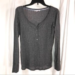Victoria's Secret Gray Top, size M